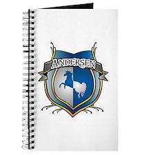 Andersen Coat of Arms Name Journal