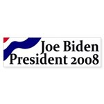 Joe Biden for President bumper sticker