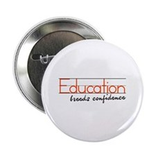"""Breeds Confidence 2.25"""" Button (100 pack)"""