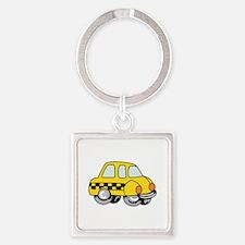 TAXI CAB Keychains