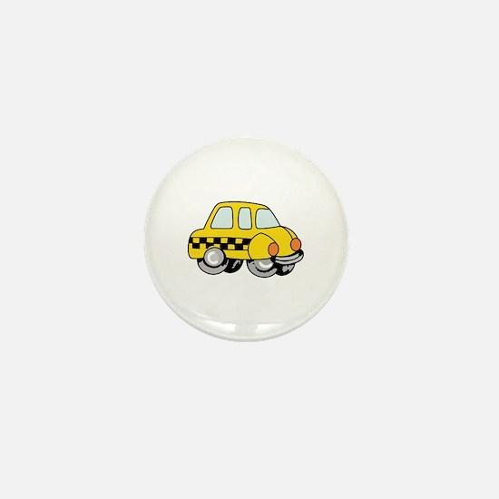 TAXI CAB Mini Button