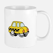 TAXI CAB Mugs