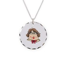 OFFICE WORKER Necklace