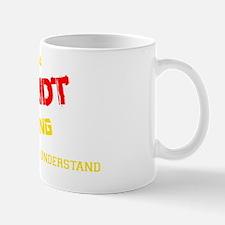 Funny Zandt Mug