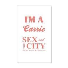 I'M A CARRIE Wall Decal