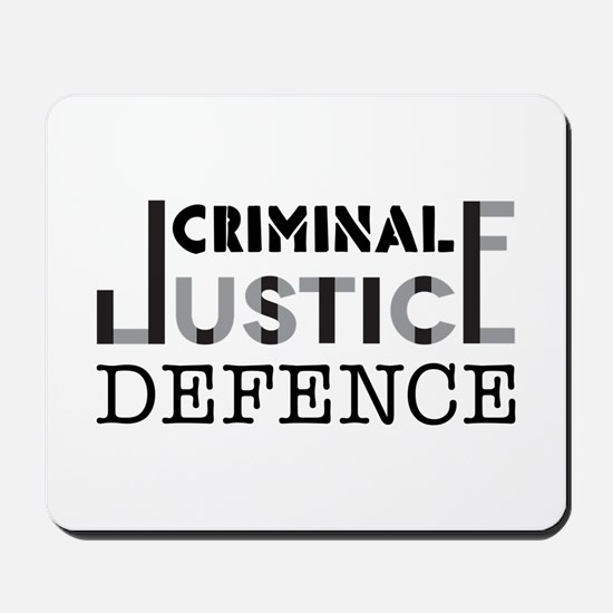 Defence Mousepad