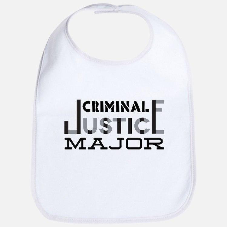 Criminal Justice Major Bib