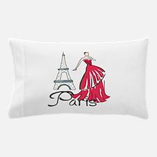 PARIS MODEL Pillow Case