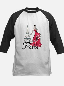PARIS MODEL Baseball Jersey