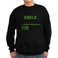 Funny Abel Sweatshirt