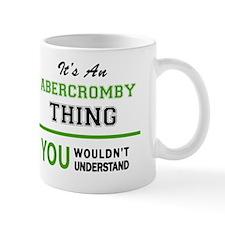 Unique Abercrombie Mug