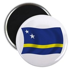 "Curacao Flag 2.25"" Magnet (100 pack)"