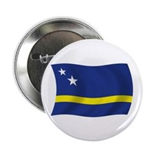 "Curacao Flag 2.25"" Button (100 pack)"