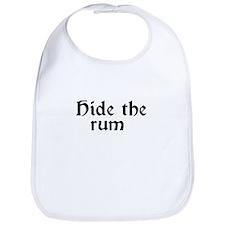 Hide the Rum Bib