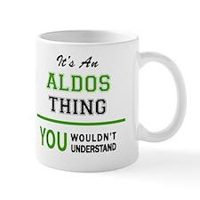 Funny Aldo Mug