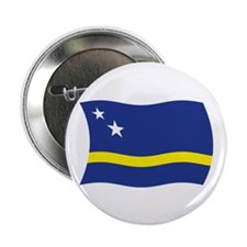 "Curacao Flag 2 2.25"" Button (100 pack)"