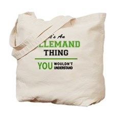 Cute Allemand Tote Bag