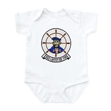 USS LAFFEY Infant Bodysuit