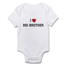 I Love BB Infant Bodysuit