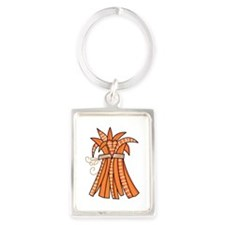 WHEAT STALKS Keychains