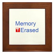 Cute Memory Framed Tile