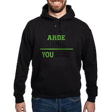 Unique Ards Hoodie