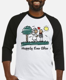 Happily Ever After Baseball Jersey