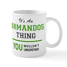 Unique Armando Mug