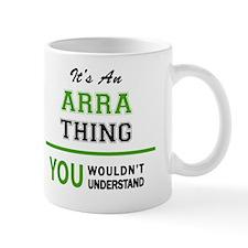 Funny Arra Mug