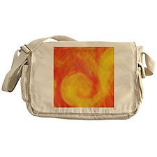 Sunset Wave Messenger Bag