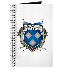 Hagen Coat of Arms Name Journal