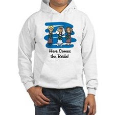 Here Comes the Bride Jumper Hoody