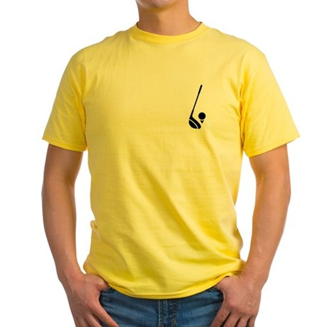 GOLF Yellow T-Shirt