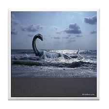 Sea Serpent ~ Tile Coaster