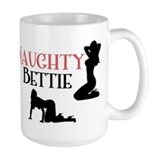 3 Naughty Betties Mug