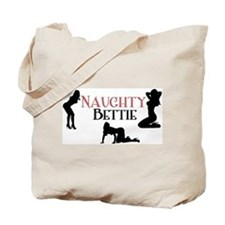3 Naughty Betties Tote Bag