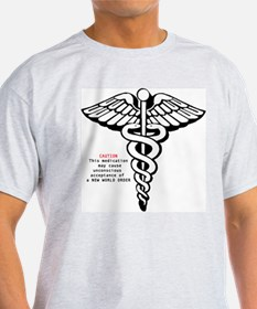 Mens T-Shirt: Political Government Coverups