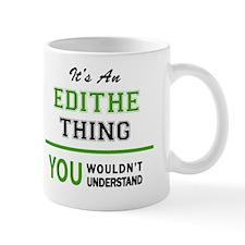 Unique Edith Mug