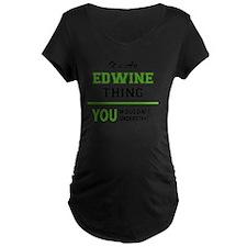 Funny Edwin T-Shirt