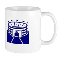 Blue Stadium Mug