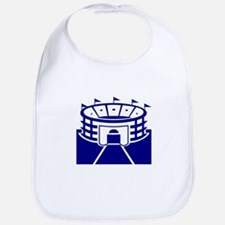 Blue Stadium Bib