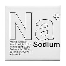 Sodium Tile Coaster
