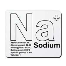 Sodium Mousepad