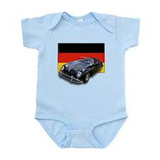 Speedster w/German Flag Infant Bodysuit