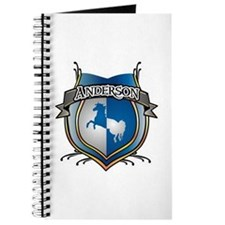 Anderson Coat of Arms Name Journal