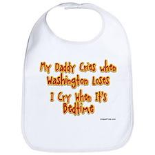 Washington Loses... Bib