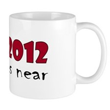 12-21-2012 The End is Near Mug