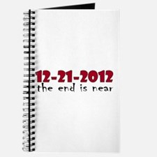 12-21-2012 The End is Near Journal