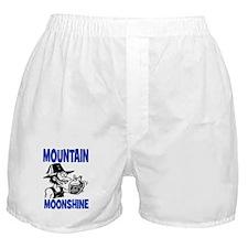 MOUNTAIN MOONSHINE Boxer Shorts