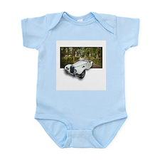 Vintage MG Infant Bodysuit